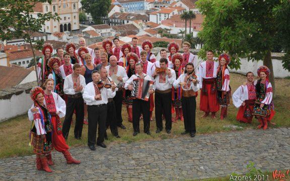 Azores Islands (Portugal) 2011 tour