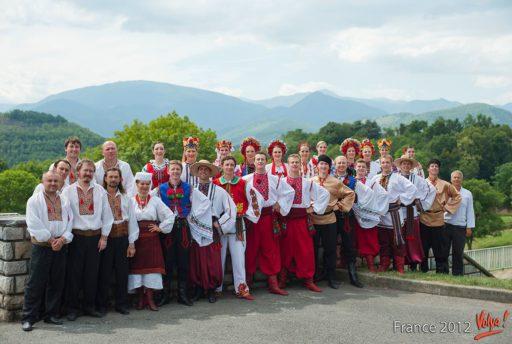 France 2012 tour