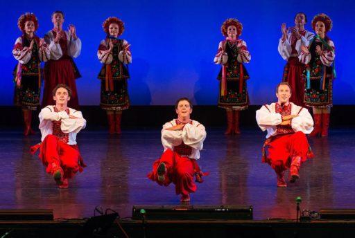 Volya! at Canada's National Ukrainian Festival