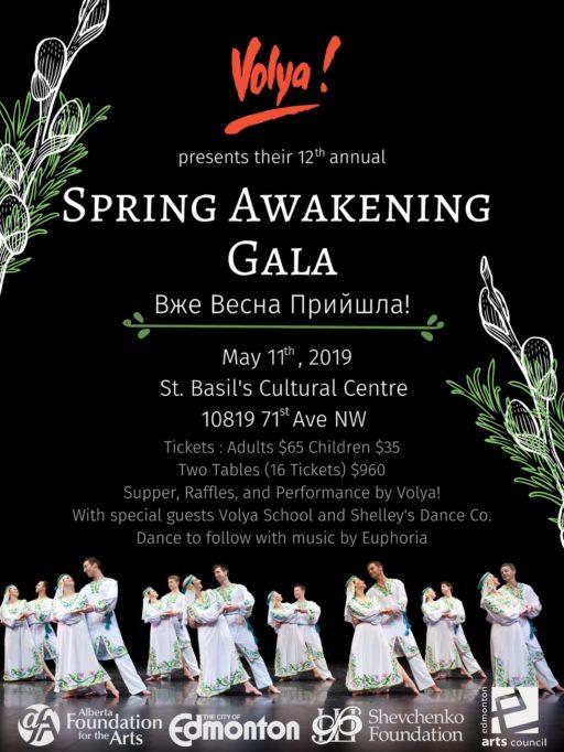 12th Annual Spring Awakening Gala
